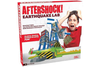 Smart Lab Aftershock Earthquake Simulator