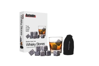 D.Line Bartender Whiskey Stones Set 9