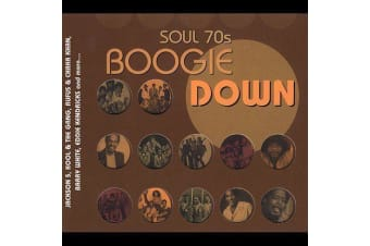 Soul 70's: Boog BRAND NEW SEALED MUSIC ALBUM CD - AU STOCK