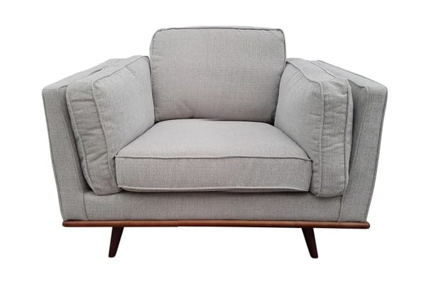 York 1 Seater Sofa (Beige)