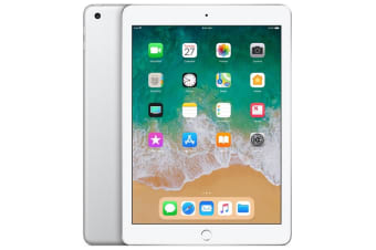 Apple iPad 2018 Wi-Fi 32GB MR7G2 - Silver