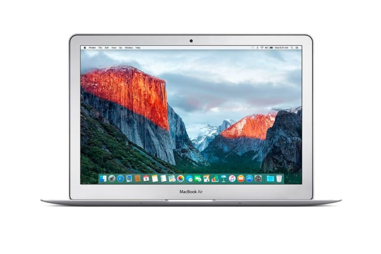 """Apple 13"""" MacBook Air (1.6GHz i5, 128GB) MMGF2 - Pre-owned"""