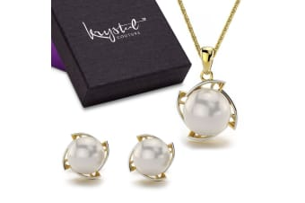 Samantha Necklace And Earrings Set