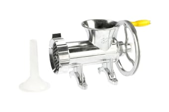 6mm Alloy Meat Mincer Grinder Size-32 with Sausage Filler