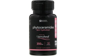 Sports Research Phytoceramides Skin Hydration - 30 Softgels