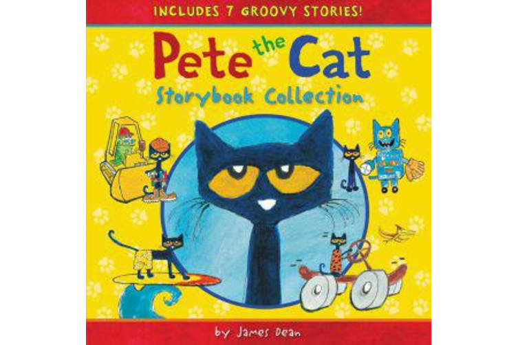 Pete The Cat Storybook Collection - 7 Groovy Stories!