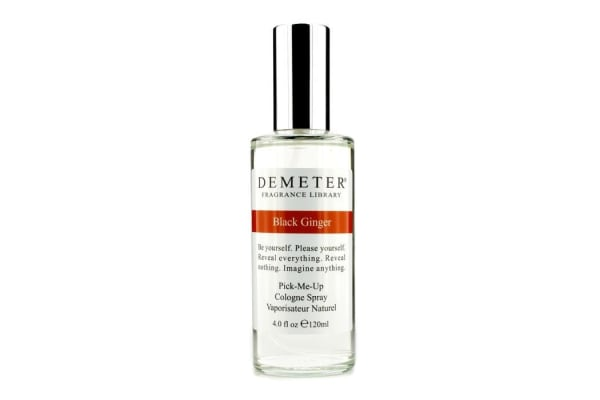 Demeter Black Ginger Cologne Spray (120ml/4oz)