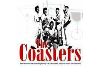 THE COASTERS POISON IVY BRAND NEW SEALED MUSIC ALBUM CD - AU STOCK
