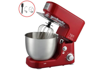 Electric Bench Top Beater - Red