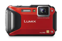 Panasonic Lumix DMC-FT6 Digital Camera Basic Manual