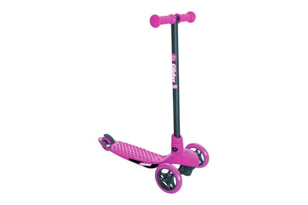 Yvolution Y Glider Air Scooter (Pink)