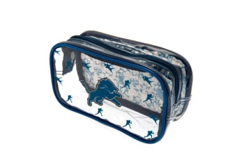 Detroit Lions Pencil Case (Blue)