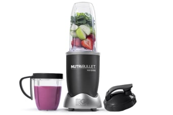 Nutribullet 1000W 8 Piece - Dark Grey (N10-0807DG)