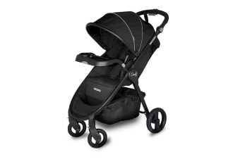 Recaro Performance Denali Luxury Stroller - Onyx