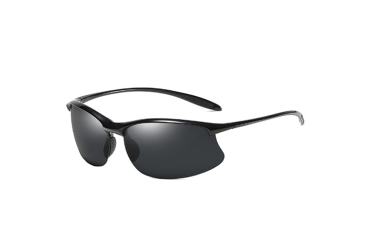 Riding Glasses Outdoor Wind Mirror Movement Run Polarized Bicycle Sunglasses - 1