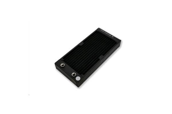 EKWB EK-CoolStream PE 240 (Dual) - a high-performance computer water-cooling radiator