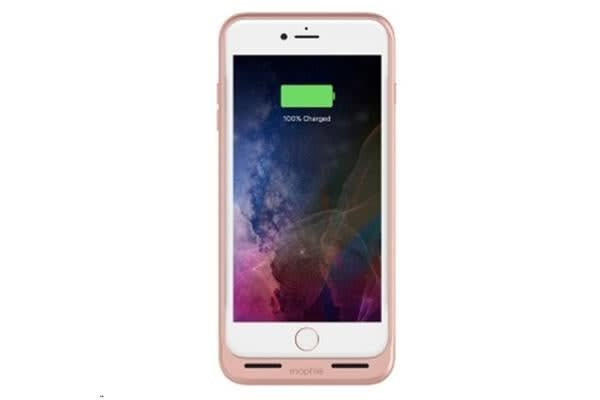 Mophie Juice Pack Air for iPhone 7 Plus - Rose Gold
