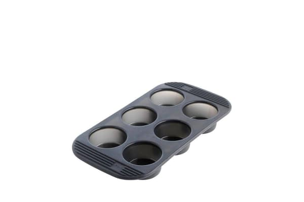 Mastrad Silicone Muffin Pan 6 Cup