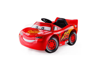 Disney Kids Ride-On Car Electric Lightning McQueen Genuine Cars 3 Children Toy Battery