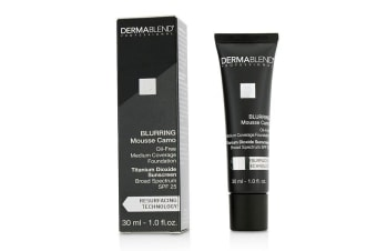 Dermablend Blurring Mousee Camo Oil Free Foundation SPF 25 (Medium Coverage) - #40W Sahara (Exp. Date 10/2019) 30ml/1oz