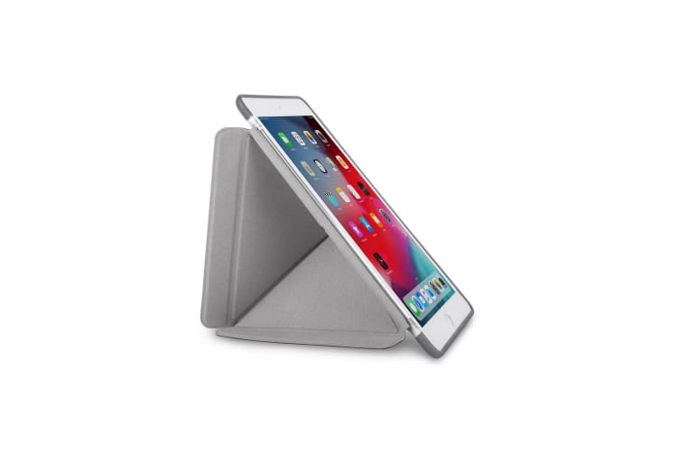 """Moshi VersaCover Case with Folding Cover for iPad 9.7"""" - 5th/6th Gen - Grey"""