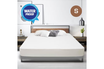 Single Size Fully Fitted Non Woven Waterproof Mattress Protector