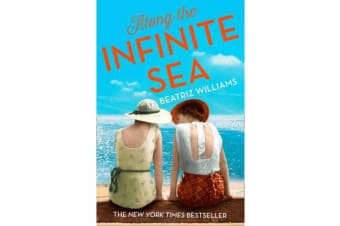 Along the Infinite Sea - Love, Friendship and Heartbreak, the Perfect Summer Read