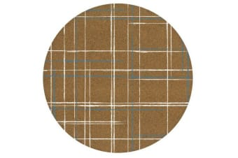 Jason Cork Placemats Set of 4 Grid
