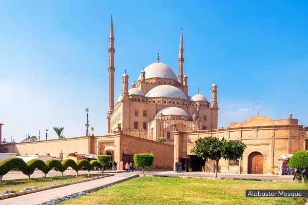 EGYPT: 9 Day Egypt Tour with Nile Cruise For Two