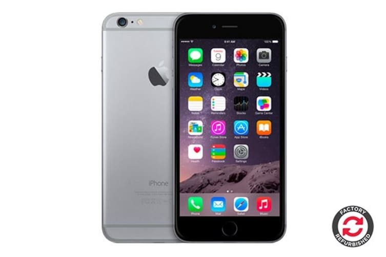Apple iPhone 6 Plus Refurbished (64GB, Space Grey) - A Grade