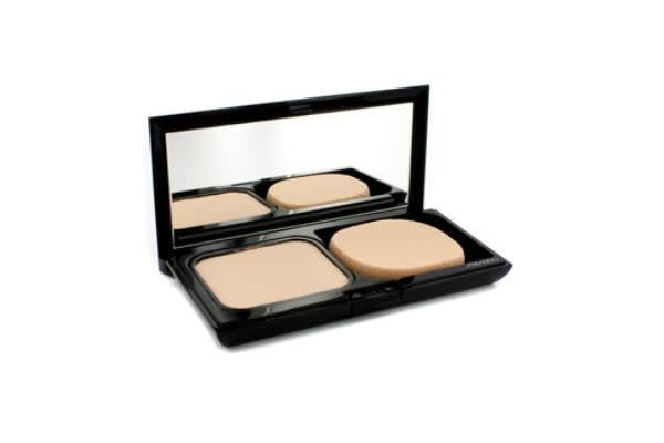 Shiseido Sheer Matifying Compact Oil Free SPF22 - # B00 Very Light Beige (Case + Refill) (9.8g/0.34oz)