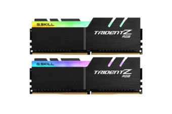 G.SKILL Trident Z RGB F4-3200C16D-32GTZRX for AMD Ryzen & Threadripper 32GB RAM (2 x 16GB) DDR4