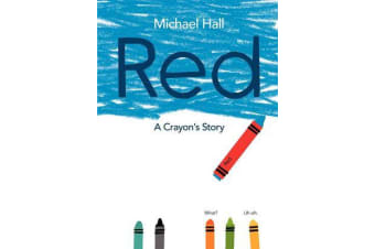 Red - A Crayon's Story