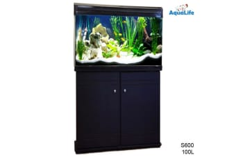 Fish Tank Aquarium Cabinet Stand - 610 x 335 x 625 mm