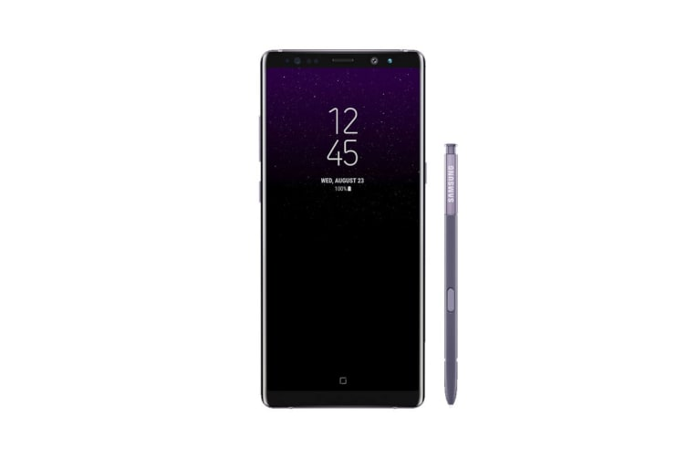 Samsung Galaxy Note8 Dual SIM (64GB, Orchid Grey)
