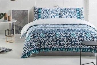 Onkaparinga Naraha Quilt Cover Set