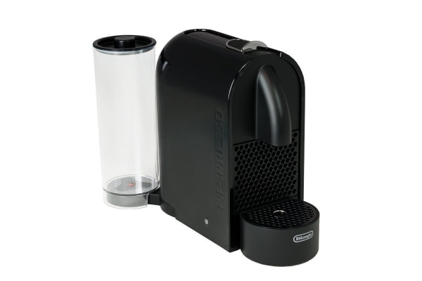 DeLonghi Nespresso U Milk Coffee Capsule Machine - Black (EN210BAE)