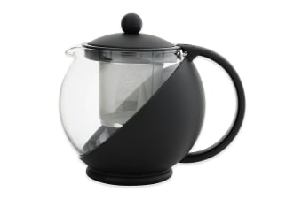 Avanti 1.2L Aurora Teapot w  Removable Stainless Steel Infuser Dishwasher Safe