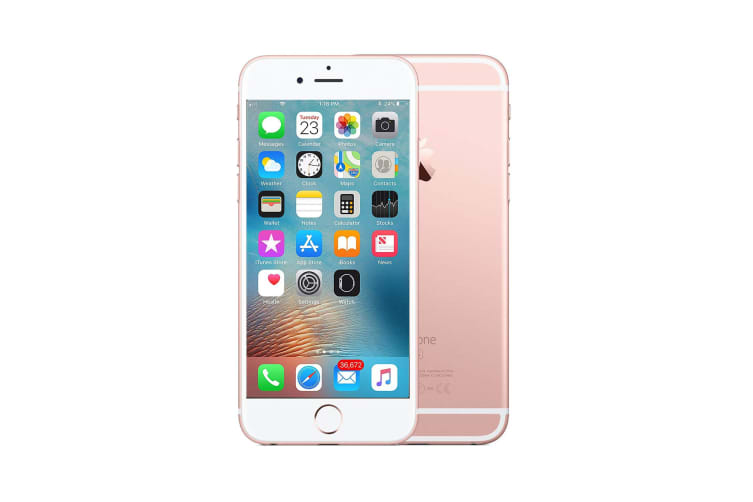 Apple iPhone 6s 16GB Rose Gold (As New)