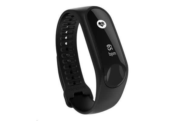 TomTom Touch Cardio Fitness Tracker Built-in Heart Rate Monitor