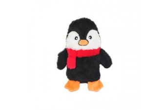 Zippy Paws Christmas Colossal Buddie Dog Toy (Penguin)