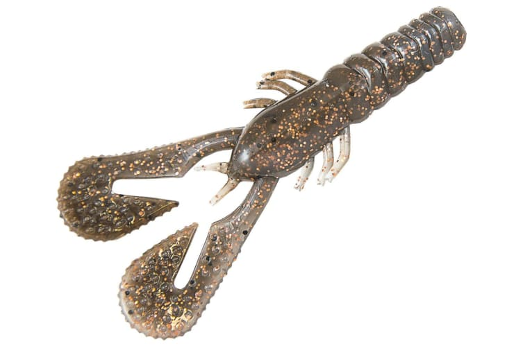 "Z-Man Turbo CrawZ 4"" 6pk Mudbug"