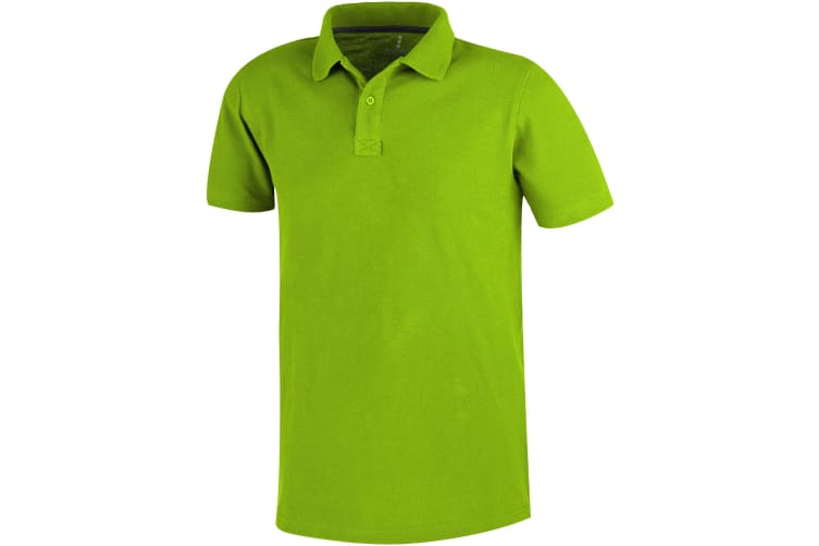 Elevate Primus Short Sleeve Polo (Apple Green) (S)