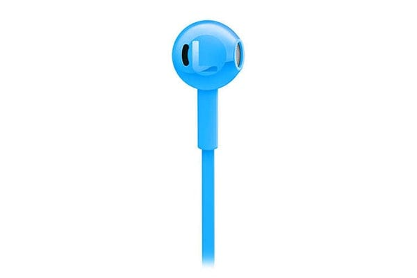 Philips In-Ear Headphones with Mic - Blue (SHE3205BL)