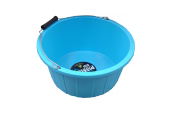 ProStable Feed Bucket (Light Blue) (3 Gallons)