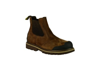 Amblers Safety FS225 Safety Boot / Mens Boots (Brown)