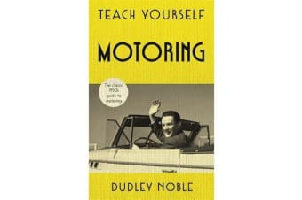 Teach Yourself Motoring - The perfect Father's Day Gift for 2018