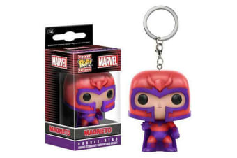 X-Men Magneto Pocket Pop! Keychain