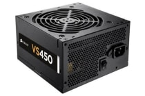 Corsair 450W VS 80+ Certified 12mm FAN  Black ATX PSU 3 Years Warranty