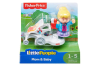 Fisher Price Little People Mom and Baby